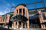Coors Field for the Colorado Rockies baseball team, Denver, Colorado. .  John offers private photo tours in Denver, Boulder and throughout Colorado. Year-round Colorado photo tours.