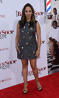 Tamera Mowry-Housey @ the premiere of 'Barber Shop The Next Cut' held @ the Chinese theatre.<br /> April 6, 2016