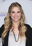 "Ashley Benson attends the Paramount Pictures' L.A. Premiere of ""JUSTIN BIEBER: NEVER SAY NEVER."" held at The Nokia Theater Live in Los Angeles, California on February 08,2011                                                                               © 2010 DVS / Hollywood Press Agency"