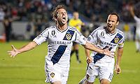 LA Galaxy vs Vancouver Whitecaps, November 1, 2012