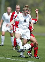 Ashley Moore, U-16 US GNT, March 12, 2004