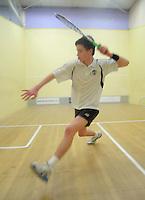 120725 Squash - Wellington Secondary Schools Championships