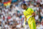 Real Madrid's Kiko Casilla during La Liga match. September 9,2017. (ALTERPHOTOS/Acero)