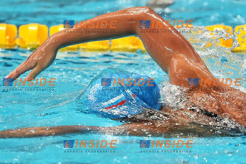 OPENYSHEVA Arina RUS Women's 400m Freestyle <br /> Day10 02/08/2015 Kazan Arena <br /> Swimming Nuoto <br /> XVI FINA World Championships Aquatics  <br /> Kazan Tatarstan RUS <br /> Photo Andrea Staccioli/Deepbluemedia/Insidefoto