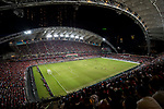 A general view of Hong Kong Stadium during the Premier League Asia Trophy match between Liverpool FC and Leicester City FC at Hong Kong Stadium on 22 July 2017, in Hong Kong, China. Photo by Yu Chun Christopher Wong / Power Sport Images
