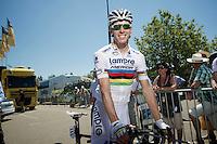 Rui Costa (POR/Lampre-Merida)<br /> <br /> 2014 Tour de France<br /> stage 12: Bourg-en-Bresse - Saint-Etiènne (185km)