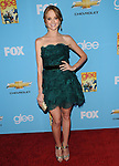 Jayma Mays. at Fox's Premiere Screening & Party for Glee held at Paramount Studios in Hollywood, California on September 07,2010                                                                   Copyright 2010  Hollywood Press Agency