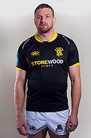 Dominic Bird. 2021 Wellington Lions official rugby headshots at Rugby League Park in Wellington, New Zealand on Monday, 26 July 2021. Photo: Dave Lintott / lintottphoto.co.nz