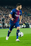 Luis Alberto Suarez Diaz of FC Barcelona in action during the UEFA Champions League 2017-18 Round of 16 (2nd leg) match between FC Barcelona and Chelsea FC at Camp Nou on 14 March 2018 in Barcelona, Spain. Photo by Vicens Gimenez / Power Sport Images