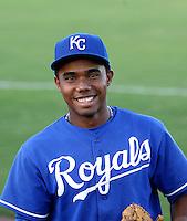 Jose Bonilla / AZL Royals..Photo by:  Bill Mitchell/Four Seam Images