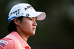 TAOYUAN, TAIWAN - OCTOBER 22: Yani Tseng of Taiwan walks on the 18th green during day three of the LPGA Imperial Springs Taiwan Championship at Sunrise Golf Course on October 22, 2011 in Taoyuan, Taiwan. Photo by Victor Fraile / The Power of Sport Images