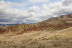 Oregon, Eastern Oregon, John Day Fossil Beds National Monument, Painted Hills Unit, Wheeler County,