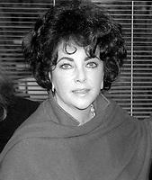 ElizabethTaylor 1978<br /> Photo By Adam Scull/PHOTOlink.net
