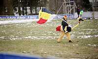 Belgian fan abroad<br /> <br /> 2015 UCI World Championships Cyclocross <br /> Tabor, Czech Republic