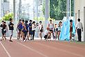 Athletics: Race Walk Simulation training camp for 2020 Tokyo Olympics