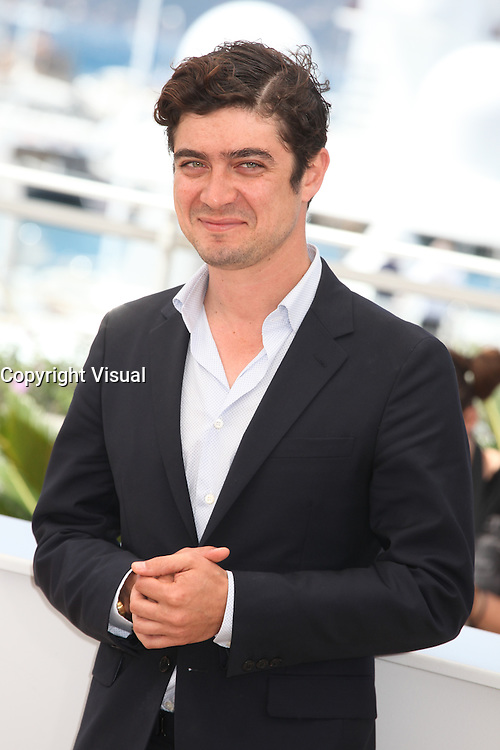 RICCARDO SCAMARCIO - PHOTOCALL OF THE FILM 'PERICLE IL NERO' AT THE 69TH FESTIVAL OF CANNES 2016