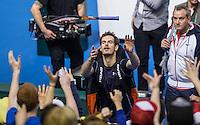 Davis Cup - Day Three - ANDY MURRAY v KEI NISHIKORI - 06/03/2016