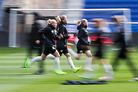 German Women's National Team Train, March 3, 2017