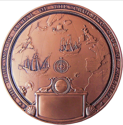 Cruising Club of America medal