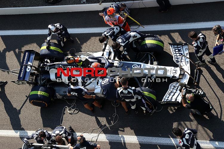 06.09.2020, Autodromo Nazionale di Monza, Monza, FORMULA 1 GRAN PREMIO HEINEKEN D'ITALIA 2020<br />,im Bild<br />Pierre Gasly (FRA#10), Scuderia AlphaTauri Honda<br /> <br /> Foto © nordphoto / Bratic