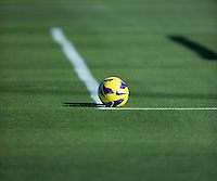 Nike soccer ball.  The USWNT defeated Scotland, 4-1, during a friendly at EverBank Field in Jacksonville, Florida.