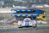 #21 Dragonspeed USA Oreca 07 - Gibson LMP2, Henrik Hedman, Ben Hanley, Juan Pablo Montoya, 24 Hours of Le Mans , Race, Circuit des 24 Heures, Le Mans, Pays da Loire, France