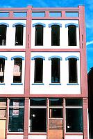 San Diego: Brokers Building Detail.  Photo '99.