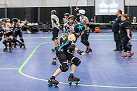 114 Blue Ridge Rollergirls vs Columbia Roller Derby