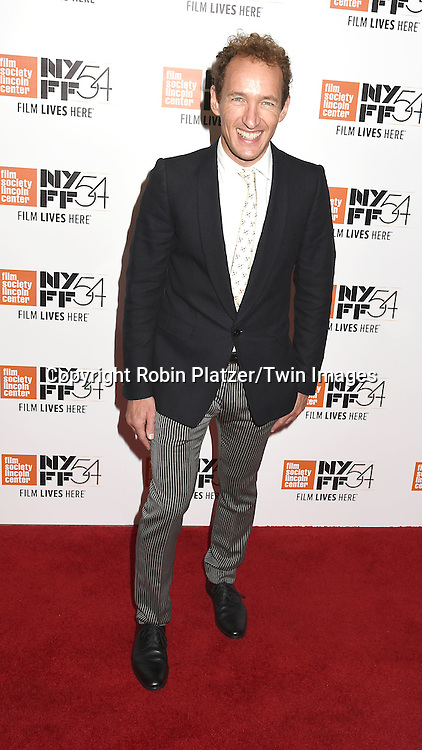 """producer of Hamilton  Jeffrey Sellers attends the """"Manchester by the Sea"""" Screening at the New York Film Festival on October 1, 2016 at Alice Tylly Hall in Lincoln Center in New York, New York, USA.<br /> <br /> photo by Robin Platzer/Twin Images<br />  <br /> phone number 212-935-0770"""