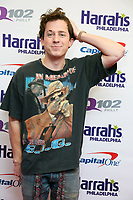 PHILADELPHIA, PA - DECEMBER 6 :  Charlie Puth pictured back stage at Q102's Jingle Ball at a meet and greet at the Wells Fargo Center in Philadelphia, Pa on December 6, 2017  ***HOUSE COVERAGE Credit: Star Shooter / MediaPunch /nortephoto.com NORTEPHOTOMEXICO