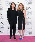 Clea DuVall and Natasha Lyonne attends 2015 Film Independent Spirit Awards held at Santa Monica Beach in Santa Monica, California on February 21,2015                                                                               © 2015Hollywood Press Agency