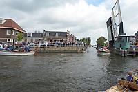 ZWEMMEN: FRYSLÂN: 18-19-08-2018, Elfstedenzwemtocht, Maarten van der Weijden, IJlst, ©foto Martin de Jong
