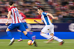 Jose Manuel Jurado Marin of RCD Espanyol in action during the La Liga match between Atletico de Madrid and RCD Espanyol at the Vicente Calderón Stadium on 03 November 2016 in Madrid, Spain. Photo by Diego Gonzalez Souto / Power Sport Images