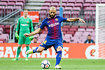 Javier Alejandro Mascherano of FC Barcelona in action during the La Liga 2017-18 match between FC Barcelona and Las Palmas at Camp Nou on 01 October 2017 in Barcelona, Spain. (Photo by Vicens Gimenez / Power Sport Images