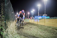 Mathieu Van der Poel (NED/Beobank-Corendon)<br /> <br /> Elite Men's race<br /> Superprestige Diegem 2016
