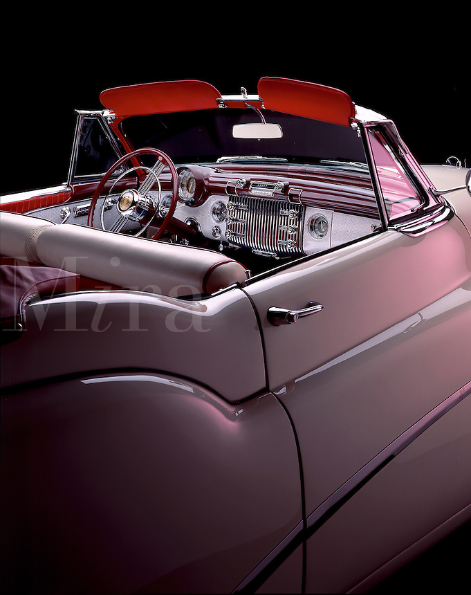 A 1953 Buick.