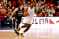 GRONINGEN - Basketbal, Donar - Apollo Amsterdam , Dutch Basketbal League, seizoen 2021-2022, 26-09-2021,  Donar speler Donte Ingram
