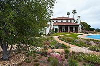 Water Capture Garden