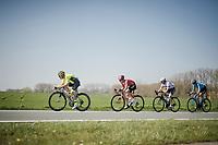 62nd E3 BinckBank Classic (Harelbeke) 2019 <br /> One day race (1.UWT) from Harelbeke to Harelbeke (204km)<br /> <br /> ©kramon