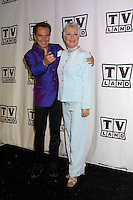 ©2003 KATHY HUTCHINS  / HUTCHINS PHOTO.THE TV LAND AWARDS:  A CELEBRATION OF CLASSIC TV .HOLLYWOOD, CA.MARCH 2, 2003..DAVID CASSIDY.SHIRLEY JONES