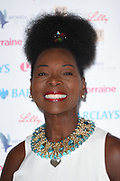 Floella Benjamin<br /> arriving for the Women of the Year Awards 2018 and the Hotel Intercontinental London<br /> <br /> ©Ash Knotek  D3443  15/10/2018