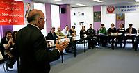 Mar 14 2010 File Photo  - Bernard Landry, former Premier of Quebec