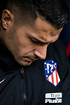 Victor Machin, Vitolo, of Atletico de Madrid prior to the La Liga 2017-18 match between Atletico de Madrid and Getafe CF at Wanda Metropolitano on January 06 2018 in Madrid, Spain. Photo by Diego Gonzalez / Power Sport Images