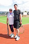 NELSON, NEW ZEALAND - September 23: Tahuna Tennis Club Open Day , September 23, 2017, Nelson, New Zealand. (Photo by: Barry Whitnall Shuttersport Limited)