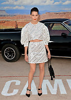 """LOS ANGELES, USA. October 08, 2019: Michelle Monaghan at the premiere of """"El Camino: A Breaking Bad Movie"""" at the Regency Village Theatre.<br /> Picture: Paul Smith/Featureflash"""