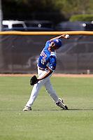Joan Maldonado participates in the Dominican Prospect League 2014 Louisville Slugger Tournament at the New York Yankees academy in Boca Chica, Dominican Republic on January 20-21, 2014 (Bill Mitchell)