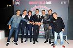 Giro d'Italia 2015 Presentation