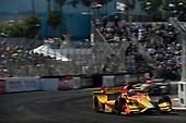 2017 Verizon IndyCar Series<br /> Toyota Grand Prix of Long Beach<br /> Streets of Long Beach, CA USA<br /> Sunday 9 April 2017<br /> Ryan Hunter-Reay<br /> World Copyright: Scott R LePage/LAT Images<br /> ref: Digital Image lepage-170409-LB-7589