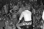 FESTA PER I 30 ANNI DI HELMUT BERGER JACKIE O' ROMA 1974