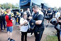 Photo: Richard Lane/Richard Lane Photography. Aviva Premiership. Newcastle Falcons v Wasps. 05/05/2018. Wasps' DOR, Dai Young.